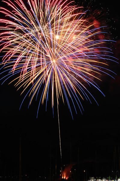 Lorain Fireworks