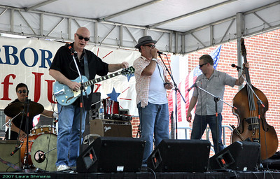Mel Melton and the Wicked Mojos