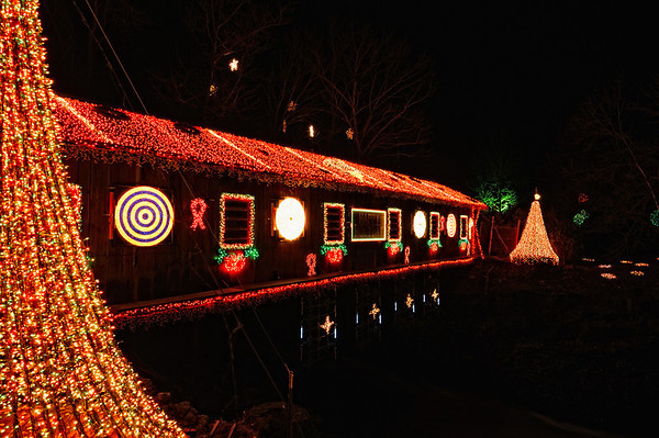 Clifton Mill Holiday Lights
