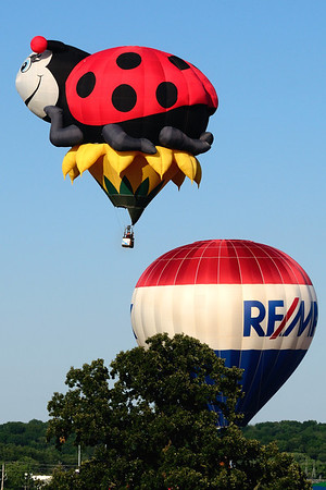 Ladybug - Balloon Classic Invitational 2011