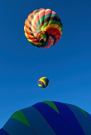 Balloon Classic Invitational - Morning Launch