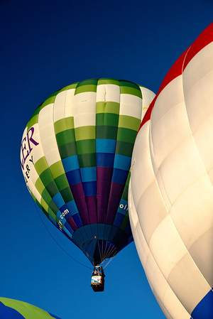 Balloon Classic Invitational - Morning Launch
