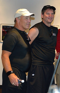 Joe and Bernie