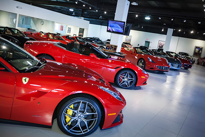 Inspirato Ferrari Test Drive