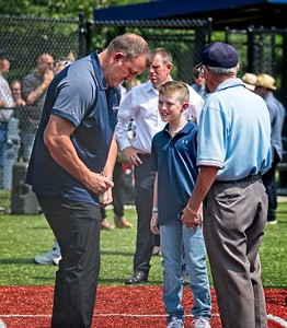 Dedication of the Jim Thome Baseball Complex