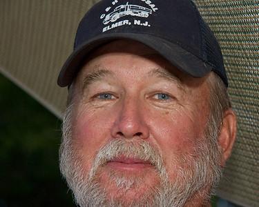 Our host...Jim Cheeseman...aka Ernest(Hemingway)