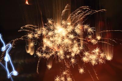 Interesting patterns of sparks-2011