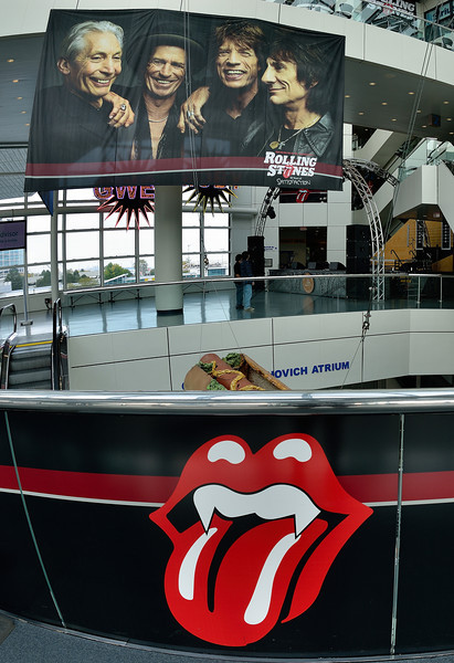 Stones at the Rock Hall