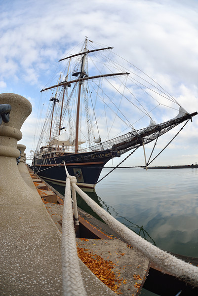 The Tall Ship Peacemaker