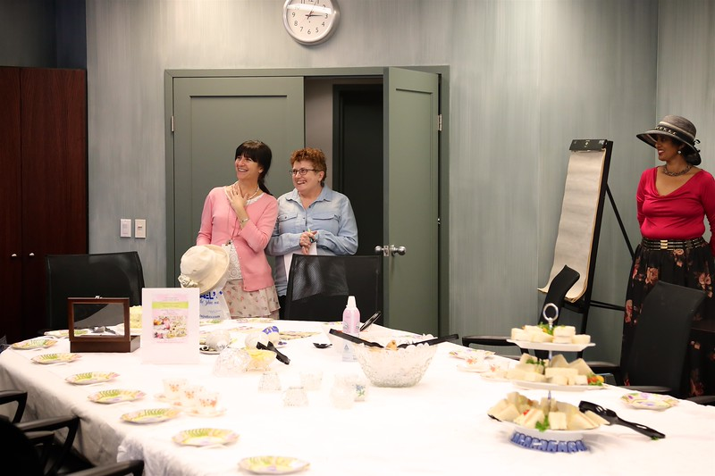 OTF Margaret's party