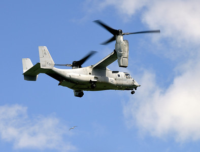 Osprey - Marine Week in Cleveland, Ohio