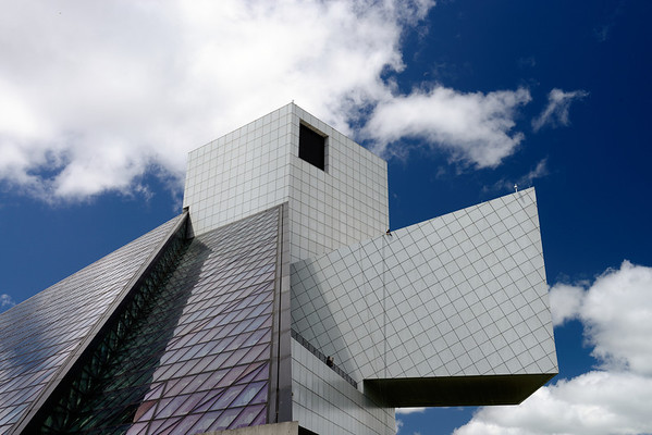Cleaning the Rock Hall
