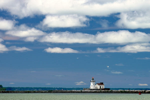 Cleveland Harbor Lighthouse