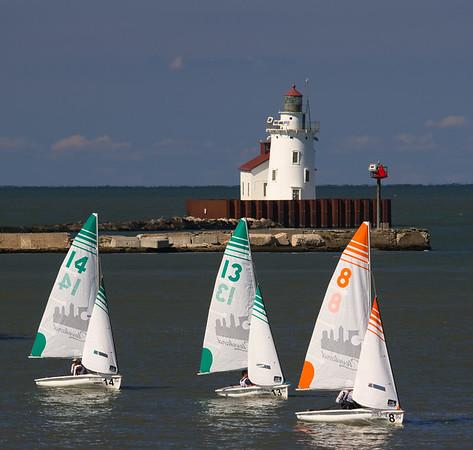 Cleveland Sailing Races