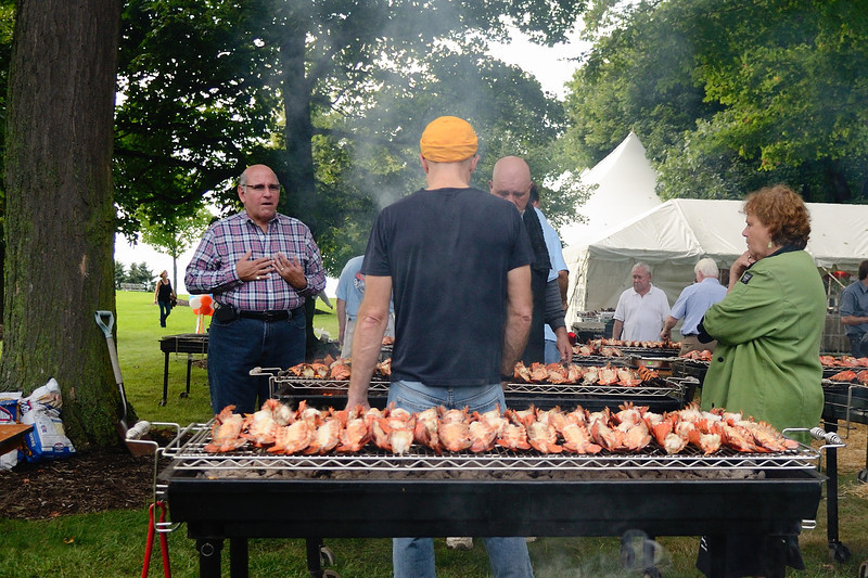 Cookin' at the Clambake