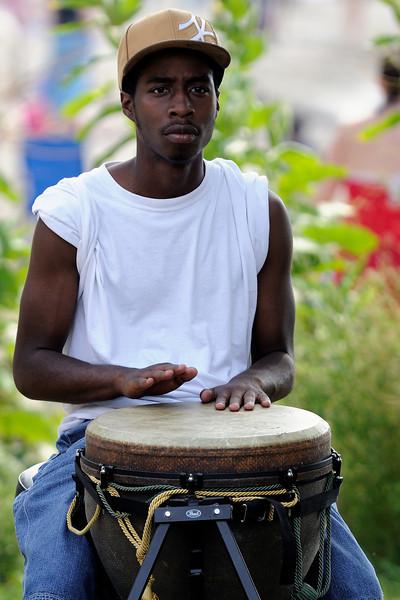 Cleveland Drum Circle