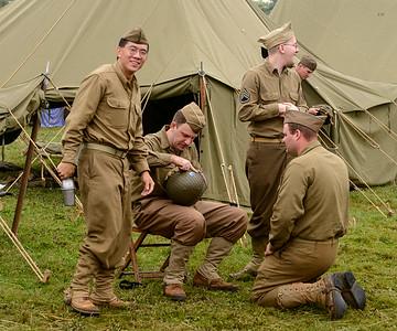 D-Day Reenactment