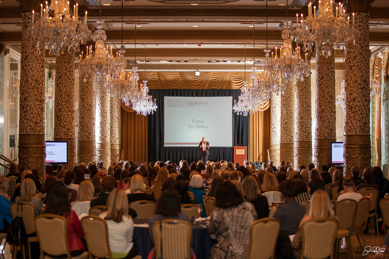 Network Of Executive Women Chicago Fall Networking Event - The Drake Hotel - 9/27/2012