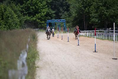 NJ IBRA Barrel Horse Drag