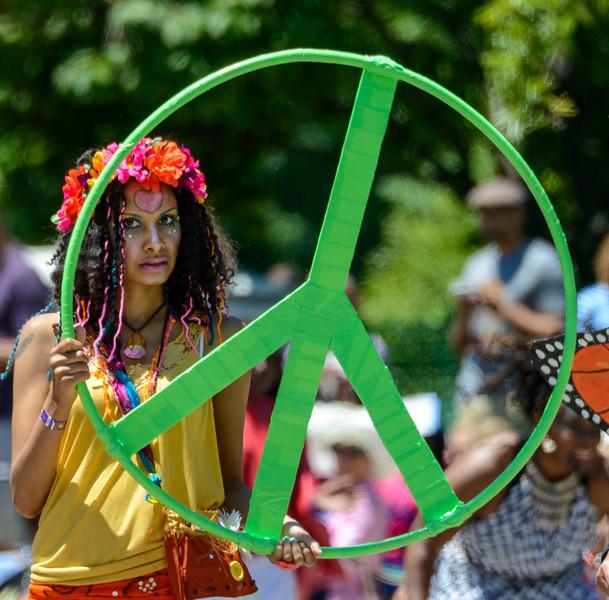 Parade the Circle 2014