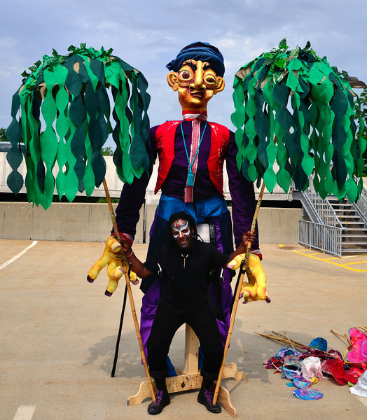Puppeteer - Parade The Circle