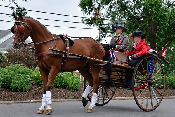 Horse Drawn Carriage - Brecksville Parade
