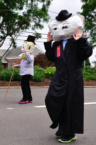 Brecksville Parade