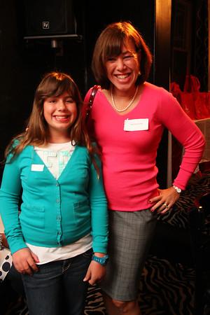 Fionna (daughter) & Maureen Farell