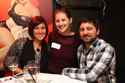 Alyssa Feinstein, Nicole Klein & Todd Klein