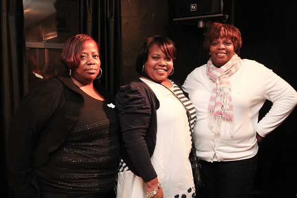 Monica, Johnson, Stacey Montague & Kendall Edwards