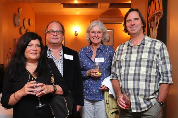 Debbie & Nick DiPiero, Ursula & Patrick Hobson