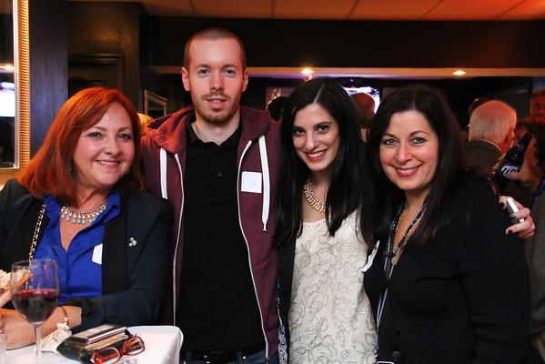 Priscilla Bloomingdale, Justin Bostwick, Jessie Holeva & Dianna Bostwick