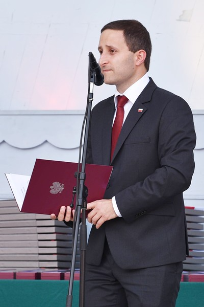 Speech of the Chancellery of the President of the Republic of Poland - Jan Badowski Kancelaria Prezydenta