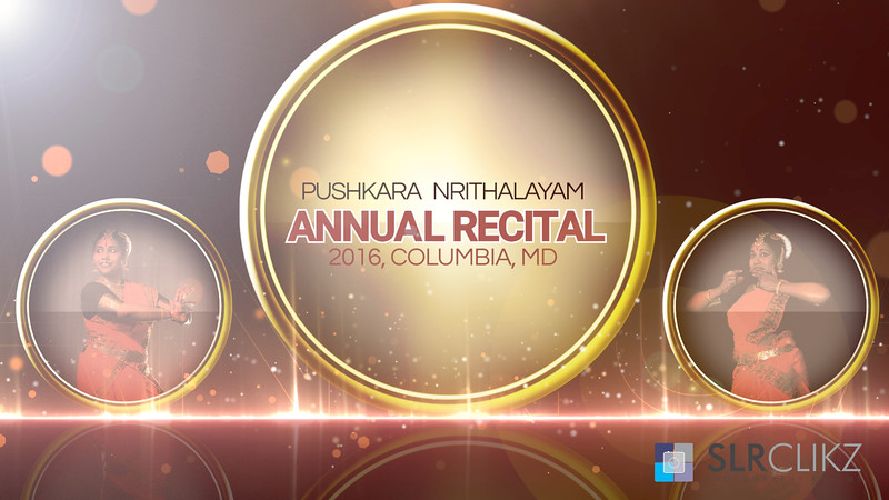 Pushkara Nrithalayam Annual Recital Event 2016 Video