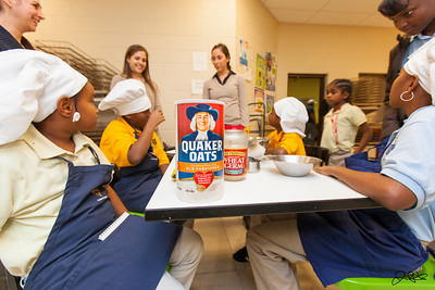 Quaker Oats Common Threads,  November 2012