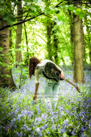 Sophie Stock – In a Dream of Bluebells