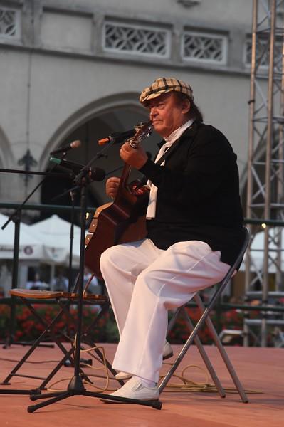 Olek Makino Kobyliński - Andrusy Concert