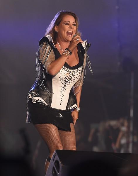 Sabrina Concert - Super stars 80's Festival