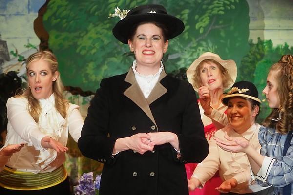Mary Poppins Broadway Show - Teacher Cast