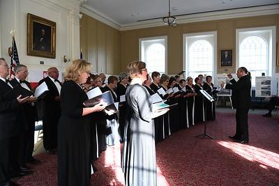 Chorus Polonia Padarewski Concert - 100th Anniversary Of Polish Independence