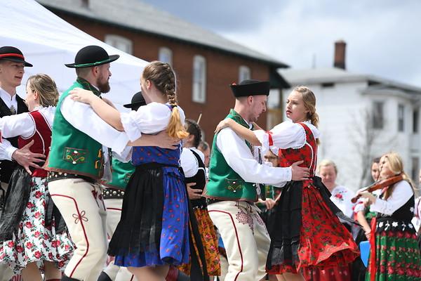 Zoro Dance Folk Group - Little Poland Festival