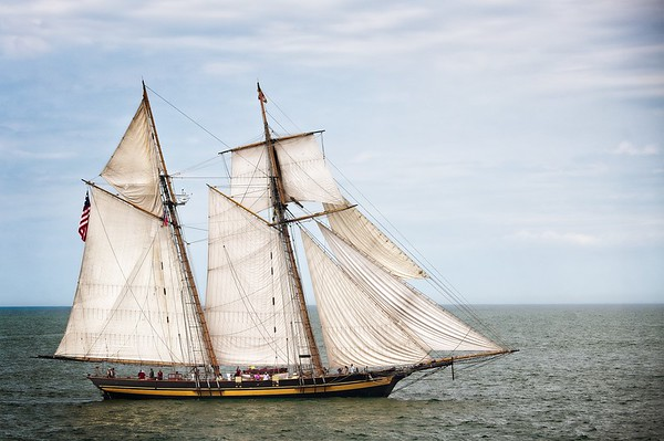 Tall Ships in Cleveland 2019