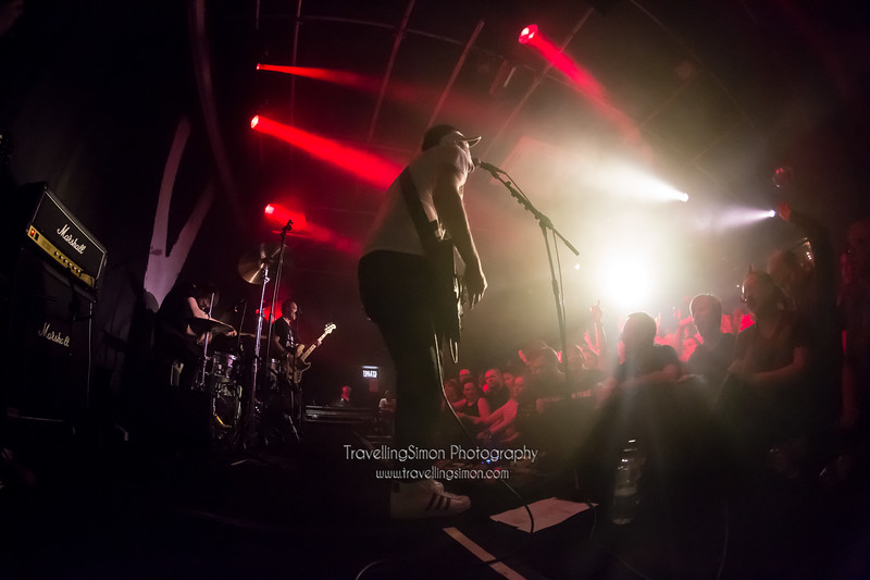 The Virginmarys and Hyena Kill Gorilla Manchester 19 March 2016  www travellingsimon com-187
