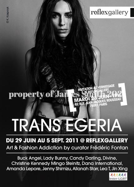 Transegeria, Reflex Gallery, Paris