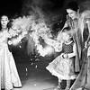 Sparklers, Diwali 2019 - Austin, Texas