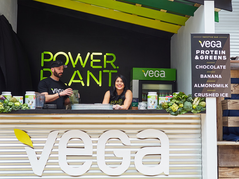 Vega Plant Power, SXSW 2018 - Austin, Texas