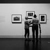 Photos at an Exhibition, Harry Ransom Center - Austin, Texas