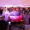 Ferrari Showcase,  Austin Fan Fest, Austin, Texas