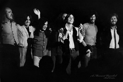 Jackson Browne at The Anaheim Convention Center - November 24, 1976