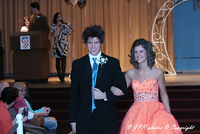 NHS Prom Fashion Show